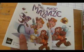 Magic Maze - Unboxing