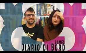 Diario di Bord...Games! 28 febbraio - 5 marzo 14 Giochi da Tavolo giocati Vlog#49