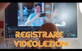 Registrare videolezioni (anche gratis) - Vlog [145]