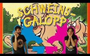 Maiali al Galoppo, il gioco preferito dal barbuto! Partita completa con Carletto dei GEM BOY!