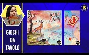 KANAGAWA + espansione YOKAI Tutorial - Gioco da Tavolo - La ludoteca #104