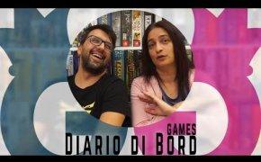 Diario di Bord...Games! 6-12 marzo 12 Giochi da Tavolo giocati Vlog#50