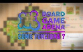 Giocare ONLINE ai Giochi Da Tavolo con BOARD GAME ARENA