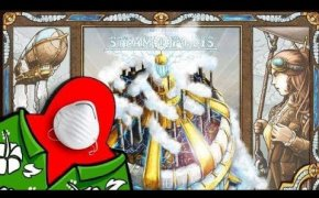 Steamopolis Live Unboxing + chiacchiere