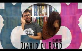 Diario di Bord...Games! 13-19 marzo 9 Giochi da Tavolo giocati Vlog#51
