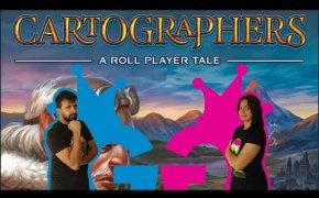 Cartographers, mappiamo nuove terre! Partita completa al Roll&Write nel mondo di Roll Player