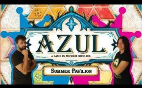 Azul: Summer Pavillon, torniamo a piastrellare! Partita completa al terzo titolo della trilogia.