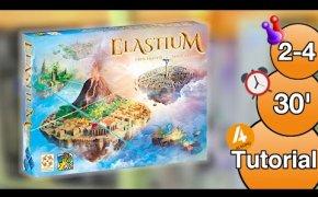 Come si gioca ad ELASTIUM? | TUTORIAL
