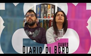 Diario di Bord...Games! 20-26 marzo 8 Giochi da Tavolo giocati Vlog#52