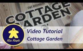 La ludoteca #34 - Cottage Garden Tutorial