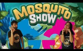 Mosquito Show, a caccia di zanzare! Partita completa al nuovo titolo per due giocatore di Playagame