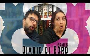 Diario di Bord...Games! 27 marzo - 2 aprile 10 Giochi da Tavolo giocati Vlog#53