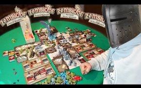 Zombicide BLACK PLAGUE con TRE espansioni | GAMEPLAY