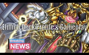 YUGIOH | ELDLICH DECK PROFILE + IN-DEPHTS COMBOS AND GAMEPLAY ITA
