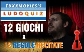 LUDOQUIZ #01 - 12 Giochi da Tavolo per 12 Regole Recitate