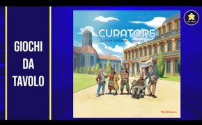 CURATORS. COLLECTION CONUNDRUM Gameplay su Tabletopia | Anteprima Kickstarter