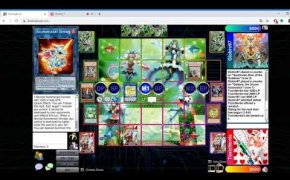 YUGIOH   Q&A AND ONLINE DUELING