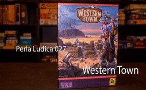 Perla Ludica 027 - Western Town
