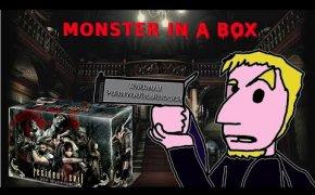 Monster in a Box - Resident Evil Deck Building, il gioco dell'orrore dietro la porta