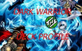 YUGIOH   DARK WARRIOR DECK PROFILE + ONE CARD COMBO   UNBREAKABLE AND CONSISTENT FIELD