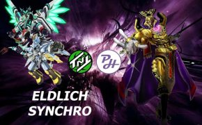 YUGIOH | ELDLICH SYNCHRO DECK PROFILE | FRANCESCO PAPINI 2ND PLACE AT CRUSH CARD CUP