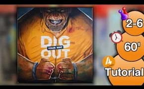 Come si gioca a Dig Your Way Out? | TUTORIAL