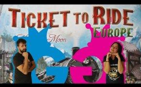 Ticket to Ride Europa, tutti a bordo del treno! Partita completa al gioco da tavolo più amato