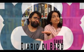 Diario di Bord...Games! 15 - 21 maggio 7 Giochi da Tavolo giocati Vlog#59