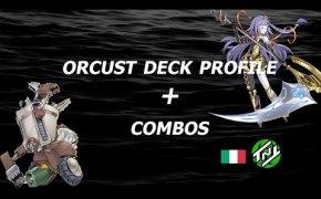 YUGIOH   ORCUST DECK PROFILE + COMBO TUTORIAL