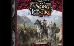 A song of ice and fire -miniature-: gioco da tavolo del trono di spade. Parliamone