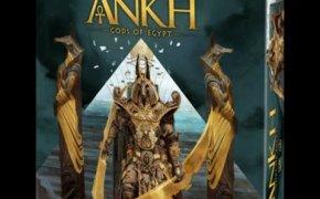 Ankh: Gods of Egypt,gioco da tavolo. Cosa ci aspetta???