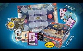 Donald quest: il gioco da tavolo fantasy di topolino (recensione e tutorial)