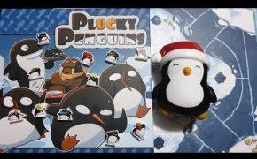 Plucky Penguins! Tutorial e recensione del gioco da tavolo dei pinguini più divertenti del mondo!