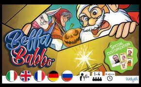Beffa Babbo! Recensione e tutorial. Christmas is coming! (click for ENG SUB)