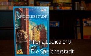 Perla Ludica 019 - Die Speicherstadt