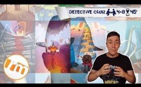 Detective club - Recensioni Minute [293]