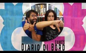 Diario di Bord...Games! 22 - 28 maggio 6 Giochi da Tavolo giocati Vlog#60