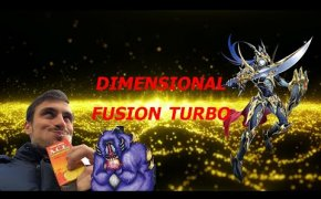 YUGIOH | GOAT FORMAT | CHAOS DIMENSION FUSION TURBO ft BOB IRONS