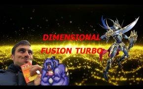 YUGIOH   GOAT FORMAT   CHAOS DIMENSION FUSION TURBO ft BOB IRONS