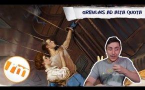 Steam Romance: Gremlins ad alta quota (libro game) - Recensioni Minute [294]