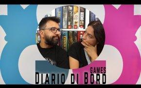 Diario di Bord...Games! 29 maggio - 4 giugno 7 Giochi da Tavolo giocati Vlog#61