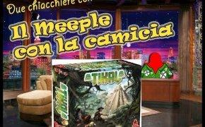 Due chiacchiere con il Meeple con la Camicia - Tikal Seconda edizione