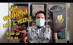 Partita in solo a The 7th Continent - Una Quarantina con il Meeple