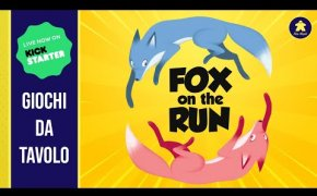 FOX ON THE RUN Tutorial - Anteprima Kickstarter