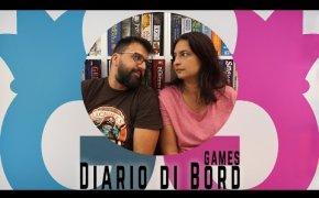 Diario di Bord...Games! 5 - 11 giugno 8 Giochi da Tavolo giocati Vlog#62