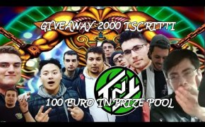 YUGIOH | GIVEAWAY 2000 ISCRITTI | 100€ IN POOL