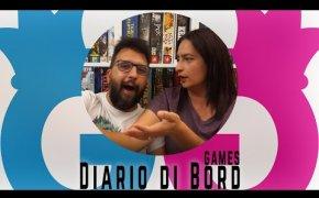 Diario di Bord...Games! 12 - 18 giugno 8 Giochi da Tavolo giocati Vlog#63
