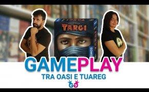 Targi, Partita completa ad un rarissimo Gioco da Tavolo per due!