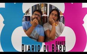 Diario di Bord...Games! 19 - 25 giugno 7 Giochi da Tavolo giocati Vlog#64
