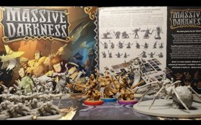 Massive Darkness: Recensione e tutorial- gioco da tavolo